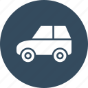 automobile, jeep, transport, travel icon