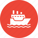 boat, cruise, ship, shipment luxury cruise icon