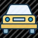 auto, automobile, car, personal transport icon
