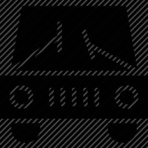 auto, automobile, car, car garage icon