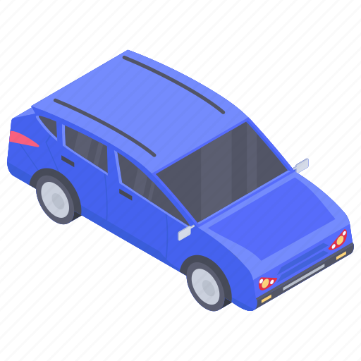 automobile, conveyance, crossover car, transport, vehicle icon