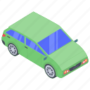 automobile, cab, car, conveyance, taxi, transport, vehicle icon