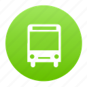 bus, public, transport, transportation, van, vehicle icon