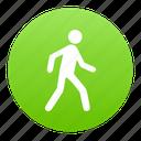 human, jog, person, run, walk icon