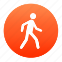 jog, person, run, walk icon