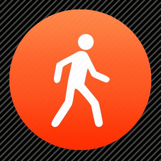 jog, person, run, walk icon
