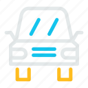 automobile, car, transport, transportation, vehicle icon
