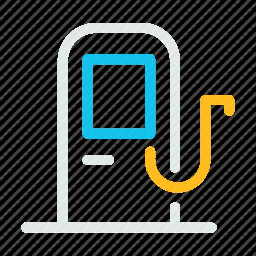 Energy, fuel, gas, gasoline, pump, station icon - Download on Iconfinder