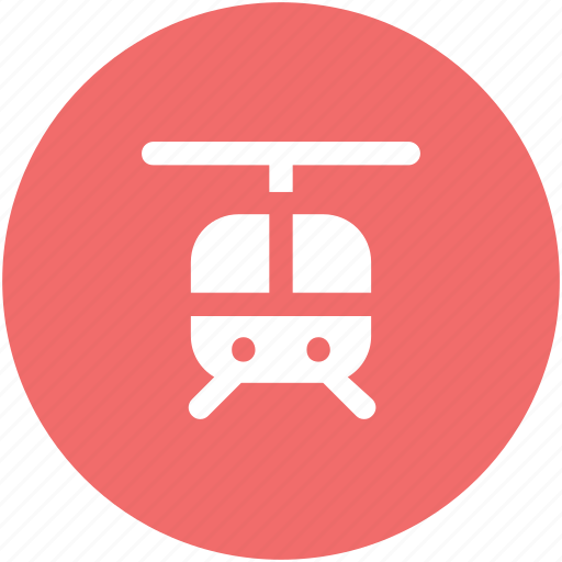 auto, locomotive, subway, train, tram, tramway, transport, vehicle icon