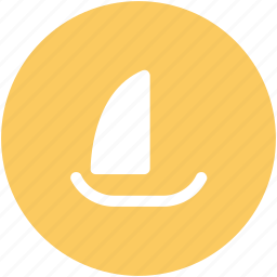boat, cruise, luxury cruise, shipment, shipping, vessel, yacht icon