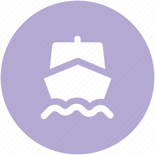 boat, cruise, luxury cruise, ship, shipment, shipping, vessel icon