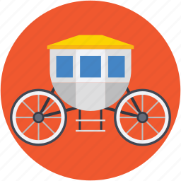 bicycle, bicycle buggy, buggy, carriage icon