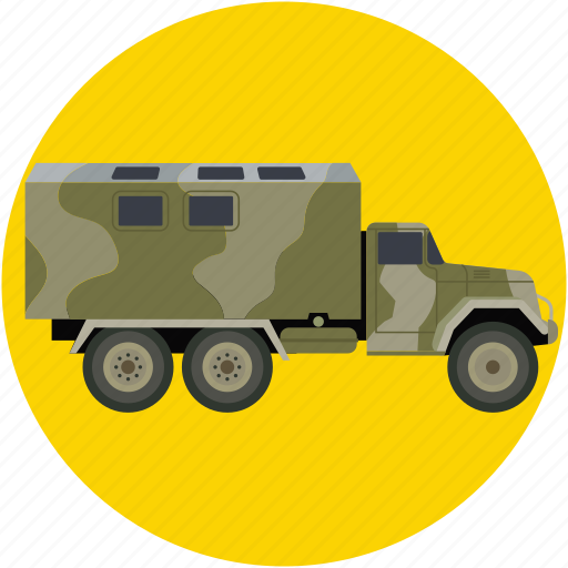 military truck, military vehicle, soldier van, soldier vehicle, war icon