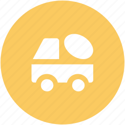 goods transport, goods vehicle, luggage, shipping, transport, transportation, travel, truck icon