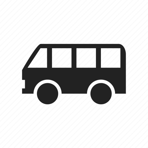 autobus, bus, car, passenger, tour, traffic, transport, transportation, travel icon