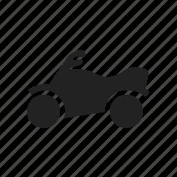 motorcycle, transport, transportation, travel icon
