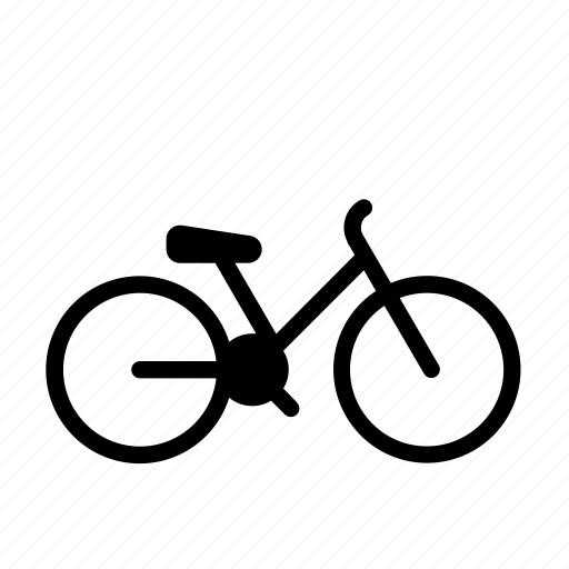 bicycle, bike, ride, transport, vehicle icon