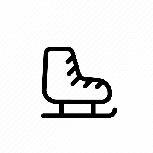christmas, ice, ice skates, skates, skates shoes, snow, snowflake, transport, vehicle icon