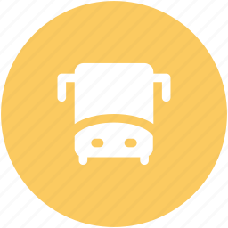 bus, public transport, public vehicle, transport vehicle, vehicle icon