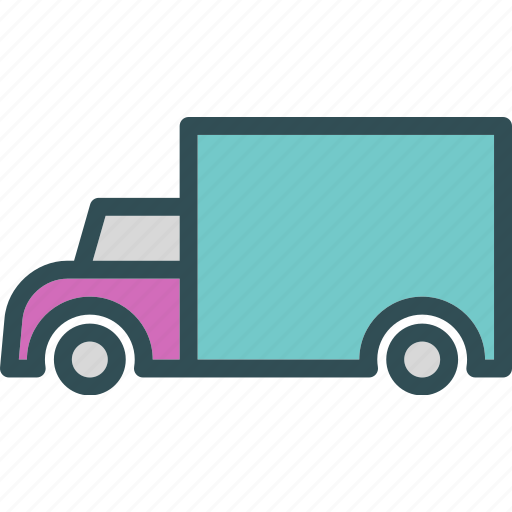 materials, move, tir, transport icon