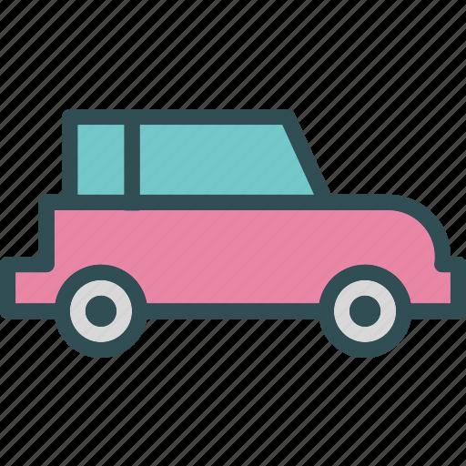autovehicle, car, transport, vehicle icon