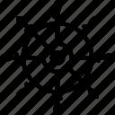 ship, wheel, hand, ocean, transportation icon