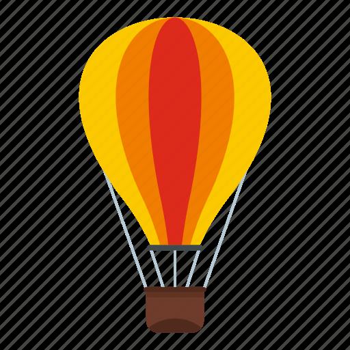 air, ballon, ballooning, baloon, fly, hot, travel icon