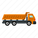 cargo, delivery, freight, lorry, shipping, truck, van icon