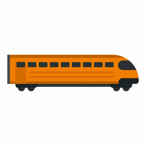 modern, railway, subway, train, transport, travel, vehicle icon