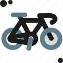 bicycle, bike, motorcycle, ride, transport, wheel icon