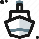 boat, ferry, ocean, sea, ship, transport, vessel icon
