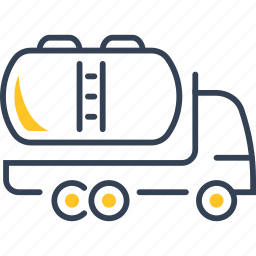 car, transport, truck icon