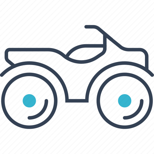 Bike, quad, transport icon - Download on Iconfinder