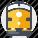engine, locomotive, logistics, train, transport, vehicle icon