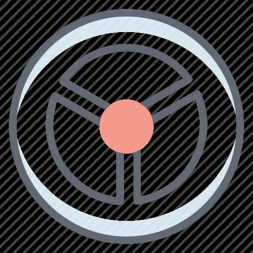 auto steering, car steering, control steering, driving steering, steering wheel icon