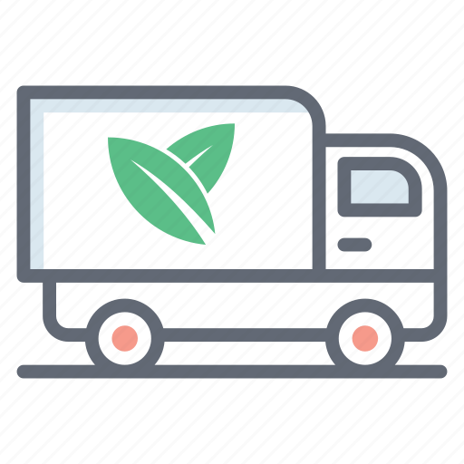 cargo truck, delivery cargo, delivery services, delivery truck, delivery vehicle, eco truck, logistics icon