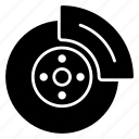 auto brake, brake caliper, brake disc, brake pad, car brake icon