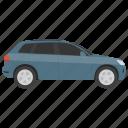car, coupe, coupe automobile, luxury car, suv icon