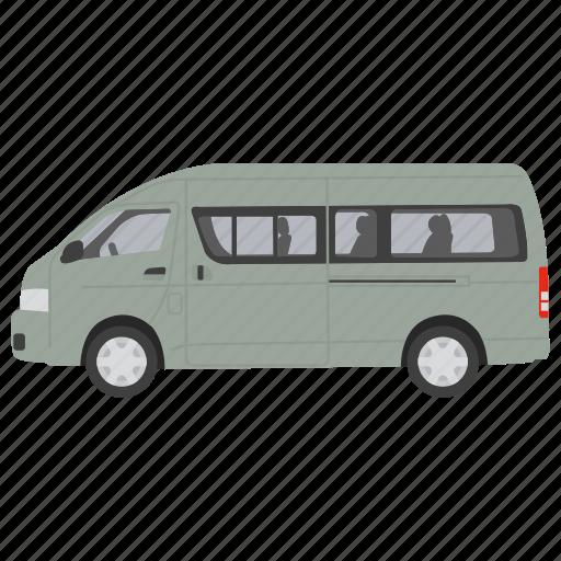 automobile, compact wagon, passenger car, wagon, wagon car icon