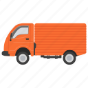 car, cargo van, commercial van, luxury van, van icon