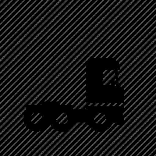 cargo, road, semi, tractor, trailer, transport, truck icon
