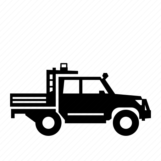 car, road, service, small, transport, truck, untility icon