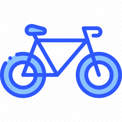 bicycle, bike, cycle, ride, sport icon