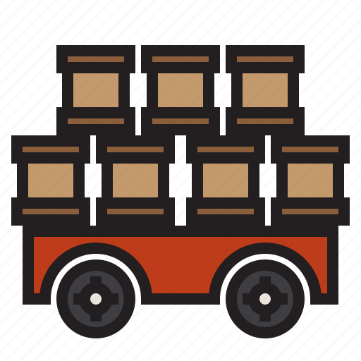 Factory, industry, machine, robot, transport icon - Download on Iconfinder
