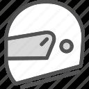 engine, fast, helmet, motorcycle, speed icon