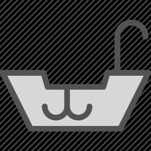 boat, fishing, sea, water icon