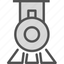 railroad, train, transport, vintage