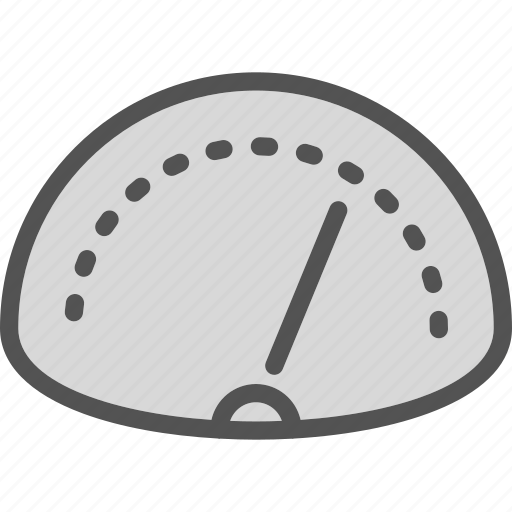 car, road, speed, speedometer icon