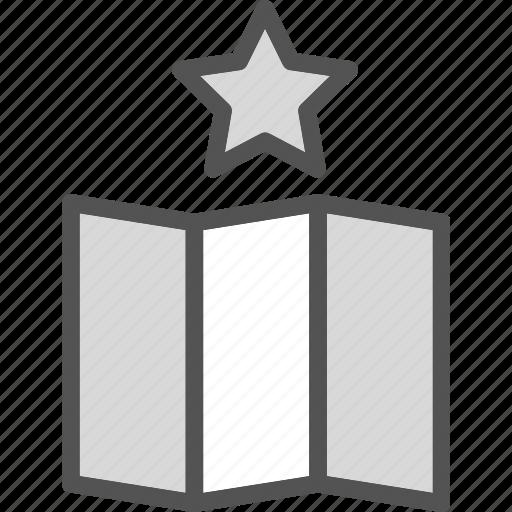 location, pin, starmap, travel icon