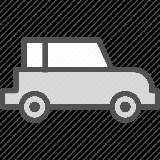 autovehicle, car, road, transport, vehicle icon